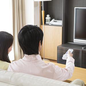 ケーブルテレビ(CATV)付き賃貸