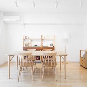 家具家電付きの賃貸住宅